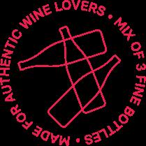 Wine Door Club logo bottles